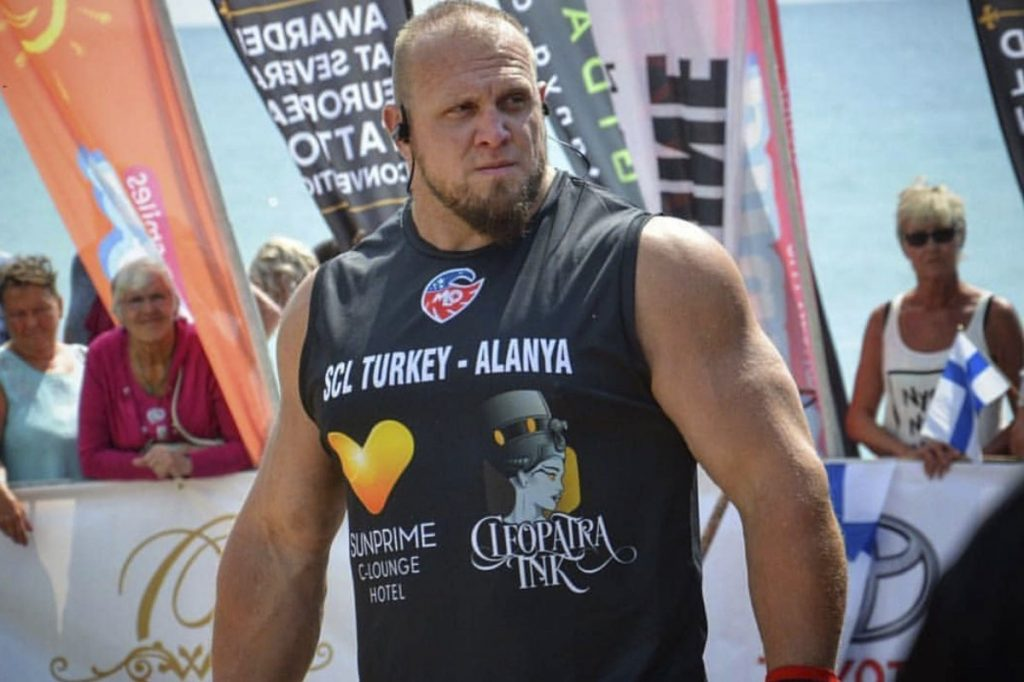 Travis Ortmayer: This Strongman Wants You To Realize Your Innate Power